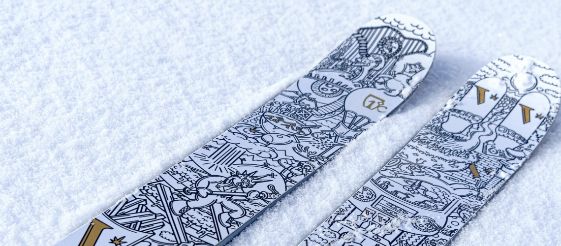 Ski Culture Reaches New High With Icelantic x Veritas Fine Cannabis Collaboration
